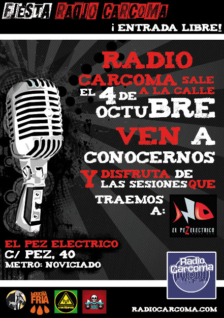 Fiesta Radio Carcoma